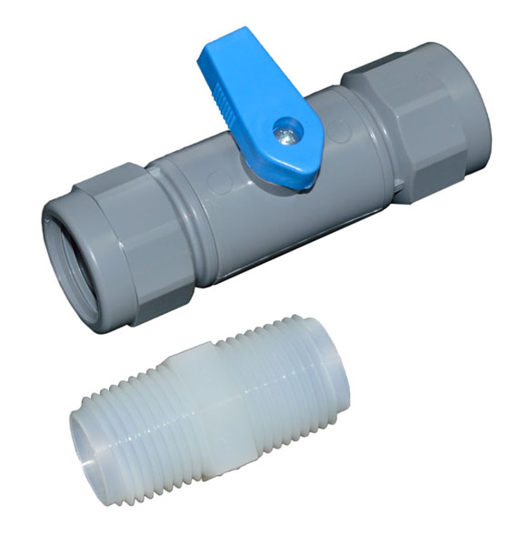 """Sloan 3326009 Mix 60 A Mechanical Mixing Valve For: Shut-Off Ball Valve Kit, 1/2"""" NPT 6216501, For Use With 3M"""