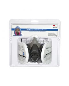 3M™ TEKK Protection™ Mold and Lead Particle Respirator 6297PA1-A, Size Medium