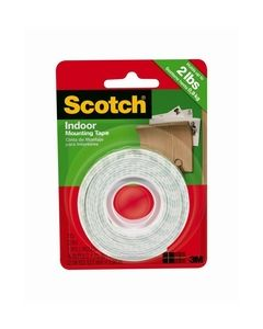 Scotch® Indoor Mounting Tape 110/DC