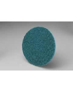 Scotch-Brite™ Roloc™ Surface Conditioning Disc TR, 3 in x NH A VFN, 25 per inner 100 per case