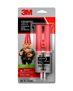 3M™ Ceramic Adhesive for Outdoor Surfaces 18042, .20 oz (5.6 g)