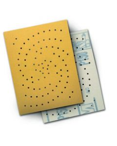 "3M™ Clean Sanding Sheet 236U, 3"" x 4"" P120 C-weight Inner Carton"