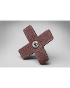 "3M™ Cross Pad 341D, 2"" x 2"" x 1/2"" 60 X-weight Inner Carton"