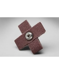 "3M™ Cross Pad 341D, 1-1/2"" x 1-1/2"" x 1/2"" 60 X-weight Inner Carton"