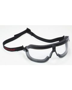 3M™ Fectoggles™ Safety Goggles 16412-00000-10, Clear Lens, Elastic Headband 10 EA/Case