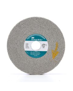 Scotch-Brite™ EXL Deburring Wheel, 12 in x 2 in x 5 in 6A MED, 1 per case