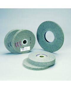 Standard Abrasives™ Deburring Wheel 854293, 6 in x 2 in x 1 in 9S FIN, 2 per case