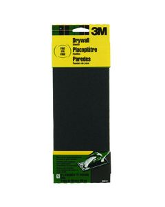 3M™ Drywall Sanding Sheets 9091DC-NA 4 3/16 in x 11 1/4 in x in, Fine grit, Open Stock