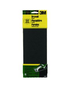 3M™ Drywall Sanding Sheets 9092DC-NA 4 3/16 in x 11 1/4 in x in, Medium