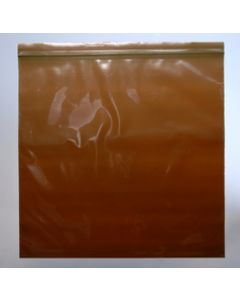 "Amber Seal Top Bag - 12"" x 12"", 0.003"""