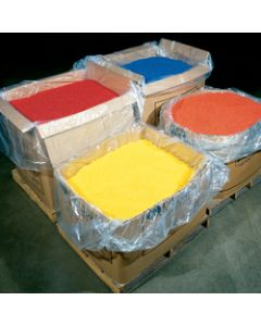 Clear Low Density Polyethylene Bin Liner, 20G-423272