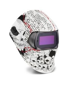 3M™ Speedglas™ Boneyard Welding Helmet 100 with Auto-Darkening Filter 100V 07-0012-31BY, Welding Safety, Shades 8-12