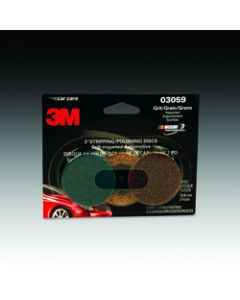 Scotch-Brite™ Stripping and Polishing Discs, 03059, 2 in