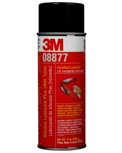 3M™ Silicone Lubricant Plus (Wet Type), 08877, 16 Ounce