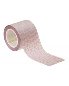 3M™ Microfinishing Film Roll 372L, 1.359 in x 181 ft x 1 in 15 Micron, Plastic Cores, ASO