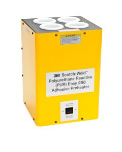 3M™ Scotch-Weld™ Polyurethane Reactive (PUR) Easy 250 Cartridge Preheater US 120V, Restricted