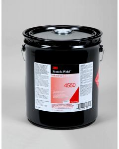 3M™ Scotch-Weld™ Industrial Adhesive 4550 Clear, 5 gal pail