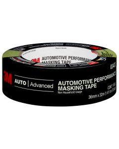 3M™ Automotive Performance Masking Tape, 03435, 48 mm x 32 m