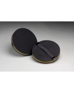 "3M™ Screen Cloth Disc Hand Pad 02712, 5"" x 1"""