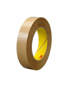 "3M™ Adhesive Transfer Tape 463 Clear, 1/2"" x 60 yd 2.0 mil"