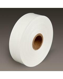 """3M™ Light Duty Water Activated Tape 6141 White, 1.5"""" x 500', Bulk"""