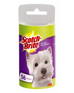 Scotch-Brite™ Pet Hair Roller Refill 839RFS-56
