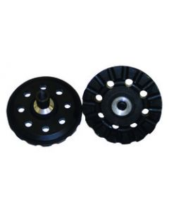 3M™ Roloc™ D/F Cool Running Disc Pad TS and TSM 28580, 4 in x 3/8-24 Internal