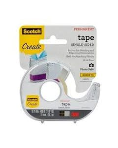 Scotch® Photo and Document Tape 001, 3/4 in x 400 in