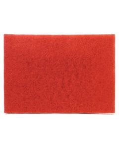 3M™ Red Buffer Pad 5100, 20 in x 14 in