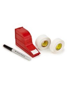 3M™ ScotchCode™ Wire Marker Write-On Dispenser SWD, Wire O.D. 0.09 to 0.31 Inches