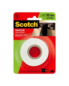 Scotch® Indoor Mounting Tape 214/DC